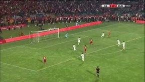 Bursaspor 2- Galatasaray 3