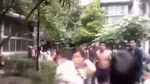 Uygur Özerk Bölgesi 6,4 şiddetinde sallandı