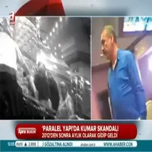Paralel Yapı'da kumar skandalı
