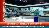 Yunanistan'da tarihi referandum