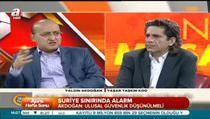 """Yalçın Akdoğan: """"Türkiye güvenliğini düşünmeli"""""""