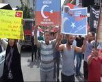 Zonguldak Çin'li işçilerin sınır dışı edilmesini istediler