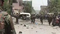 Afganistan'da NATO konvoyuna saldırı