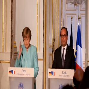Hollande ve Merkel Yunanistan'dan ciddi teklif bekliyor