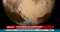 Plüton'dan ilk görüntüler!