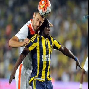 Fenerbahçe - Shakhktar Donetsk maçından kareler