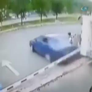 Dünyanın en şanssız hırsızı!