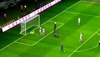 Beşiktaş'ın yeni yıldızı Mario Gomez'den muhteşem hareketler