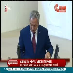 HDP'den kadın vekillere hakaret