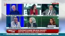 Fatma Benli ''HDP terör saldırıları ile ilgili algı operasyonu yapıyor''