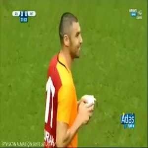 Galatasaray'dan Mancini'ye büyük sürpriz