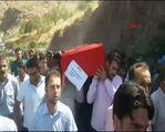 Şehit Mansur Cengiz Siirt'te toprağa verildi