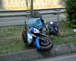 Motosikletle Türkiye turu, ölümle bitti