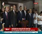 AK Parti-CHP görüşmesinin ardından flaş açıklamalar