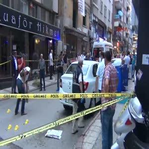 Samsun'da pompalı dehşeti 1 ölü, 4 yaralı