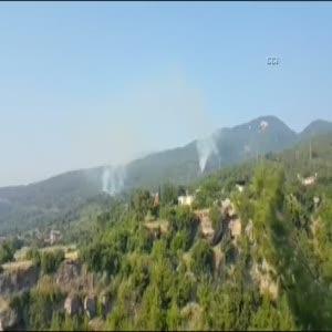 Jandarma Komando Taburu'na roketli saldırı