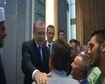 Cumhurbaşkanı Erdoğan, cebinde sigara gördüğü vatandaşa sigarayı bıraktırdı