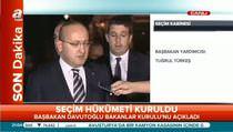 Akdoğan: 4 yıllık hükümet gibi çalışacağız