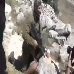 Cesur Filistinli kız, kardeşini kurtardı