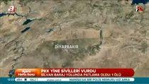 Diyarbakır'da patlama: 1 ölü