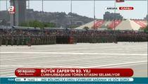 Davutoğlu ve Kılıçdaroğlu törende yan yana oturdu