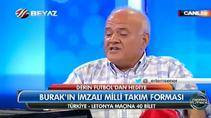 Ahmet Çakar ve Hakan Ural'dan canlı yayını bitiren kavga