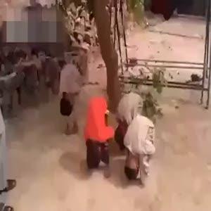 Çocuklara acımasız ceza
