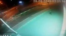 Teröristlerin Ak Parti binasına saldırı anı kamerada