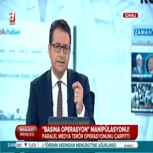 Paralel ile Sözcü'nün basın özgürlüğü safsatası!