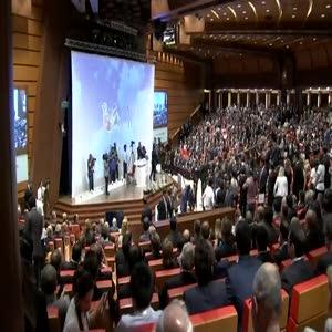 Cumhurbaşkanı Erdoğan ''Tüm dünyayı teröre karşı işbirliği yapmaya davet ediyorum''