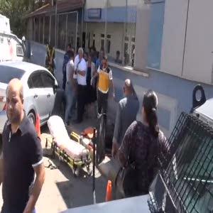 HDP'li vekil, polisi şehit eden teröristin cenazesini taşıdı