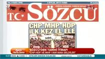 HDP, MHP, CHP ittifak kurdu