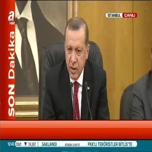 Erdoğan: YSK yanlışa düşmüştür