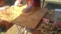 Çin'de börek yapımı
