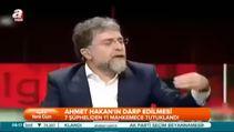 Ahmet Hakan'a saldırıya 1 tutuklama