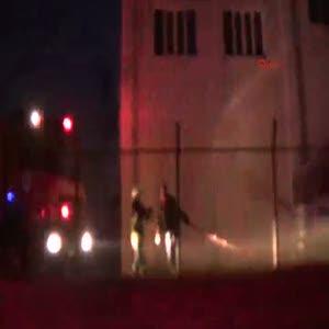Plastik fabrikasındaki yangın büyük zarara sebep oldu
