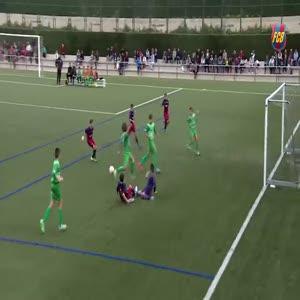 Barça'nın alt yapısı'ndaki futbolculardan harika performans