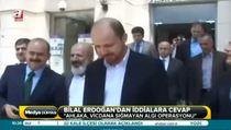 Bilal Erdoğan iftiralara cevap verdi: Sadece korkaklar kaçar