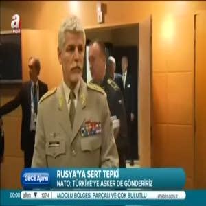 Gerekirse Türkiye'ye asker gönderİrİz