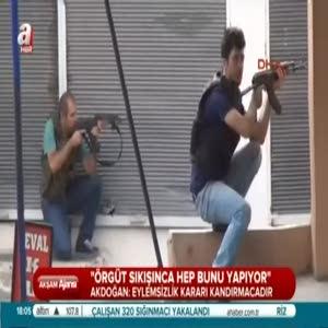 Yalçın Akdoğan'dan PKK açıklaması