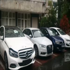 Otomobil gaspçıları yakalandı