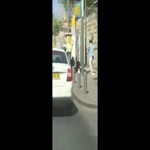 Müslümanlar İsrail'de yol ortasında katlediliyor