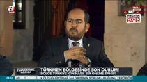 """Suriye Türkmen Meclisi Başkanı Abdurrahman Mustafa """"Türkmenlerin anavatanı Türkiye"""""""
