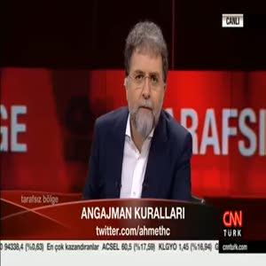 Komutanın cevabı Ahmet Hakan'ı susturdu
