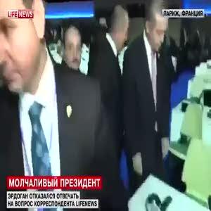 Erdoğan provokasyona izin vermedi