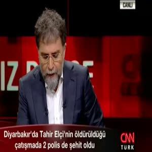 Kışanak talimat verdi Ahmet Hakan KJ'yi değiştirdi