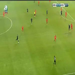 Torku Konyaspor: 2- Kocaeli Birlik Spor: 1