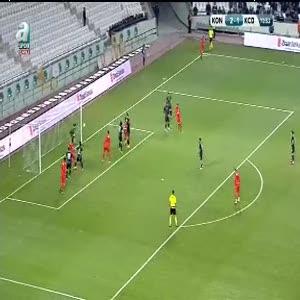 Torku Konyaspor: 3- Kocaeli Birlik Spor: 1