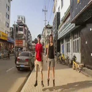 1 yılda 12 ülke gezen çiftten ilginç video