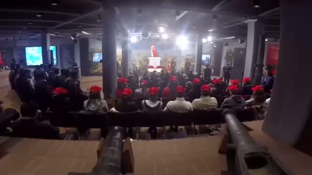 Albay'ın ağlatan 'Şehit' konuşması